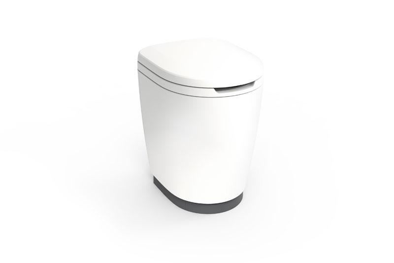 Toilettensystem der Zukunft